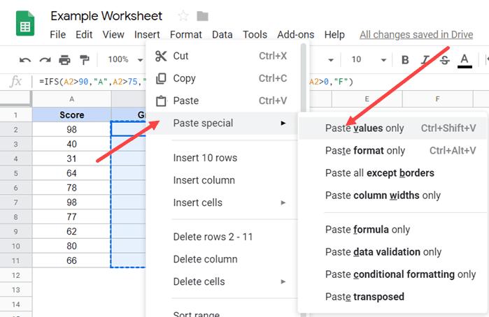 Formulas Archives - Spreadsheet Point