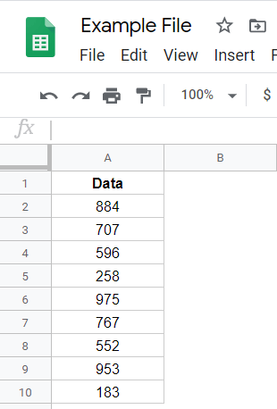 Column with values to Sum