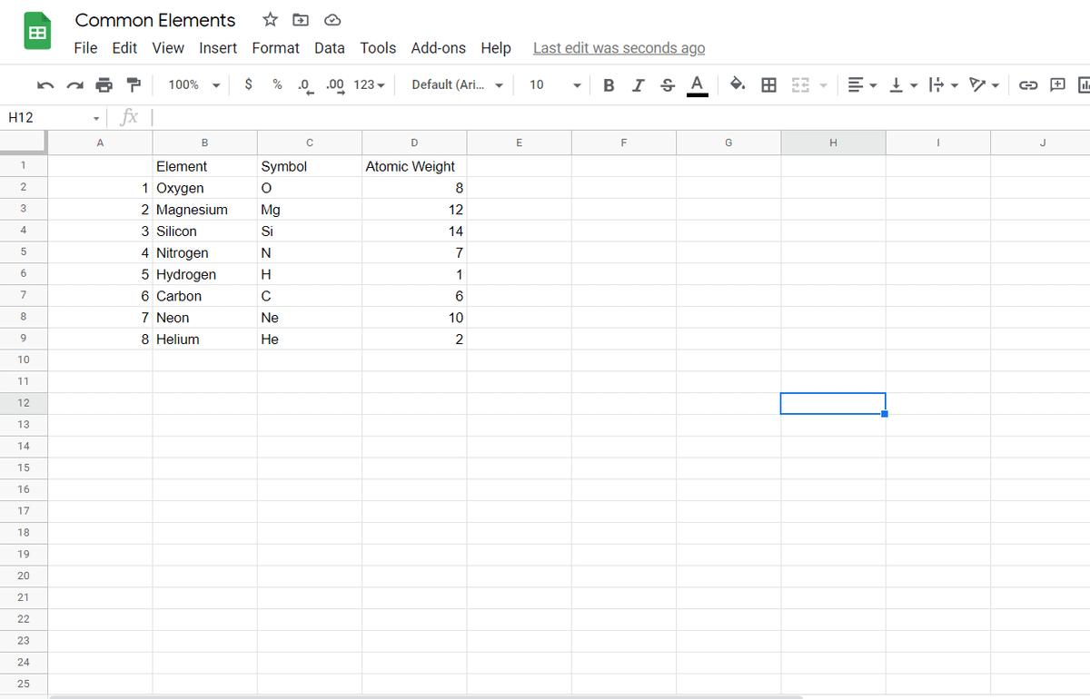 flipping multiple columns google sheets