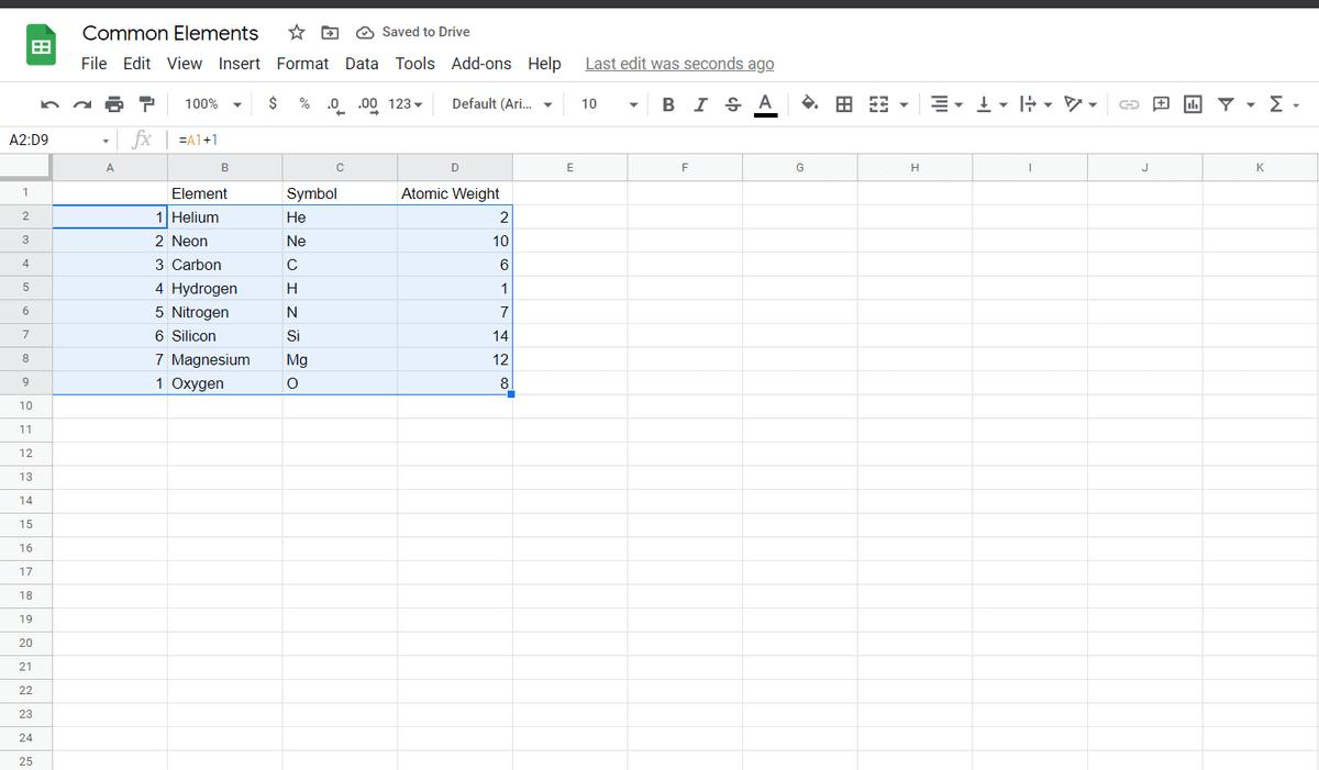 flip data